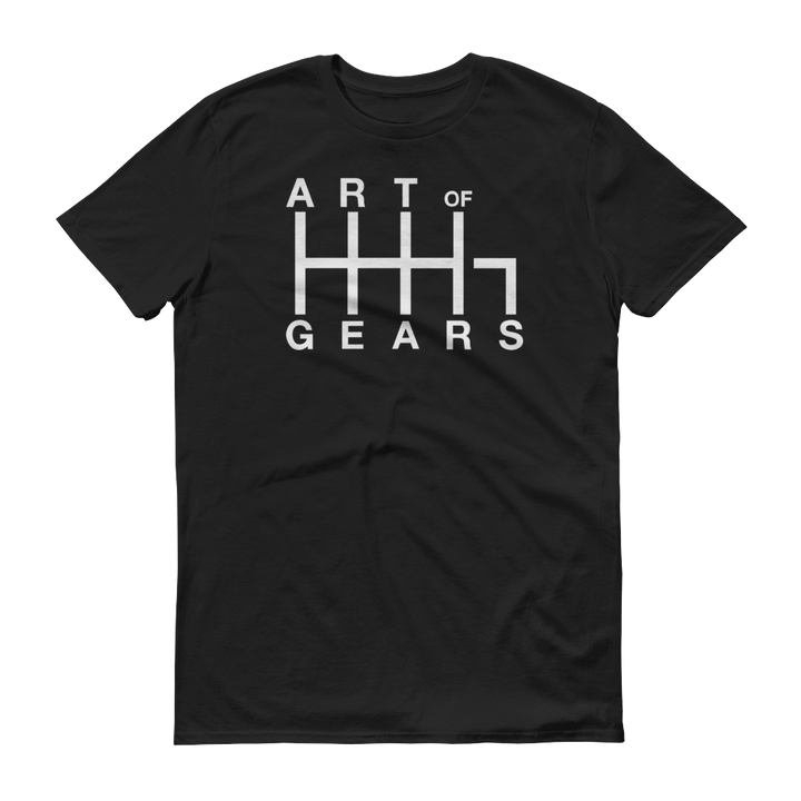 Men's Art of Gears Short-Sleeve T-Shirt
