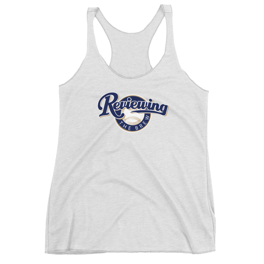 Reviewing The Brew Women's Racerback Tank