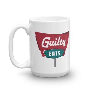Guilty Eats Mug