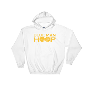 Blue Man Hoop Hooded Sweatshirt