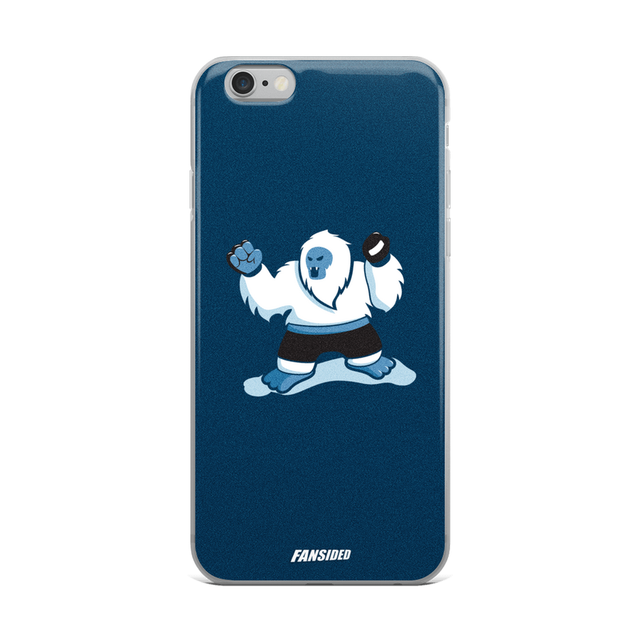 MMA Everest iPhone Case