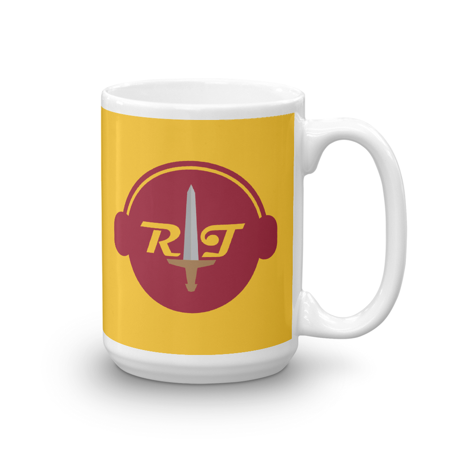 Reign of Troy Radio Mug