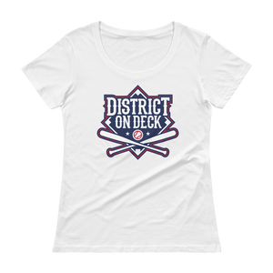 Women's District on Deck Scoopneck T-Shirt