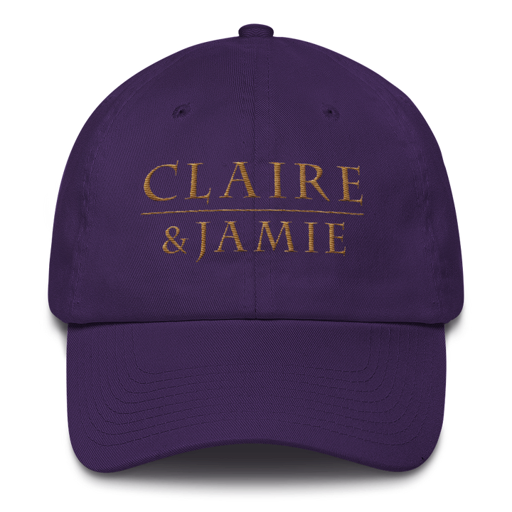 Claire & Jamie Cotton Cap