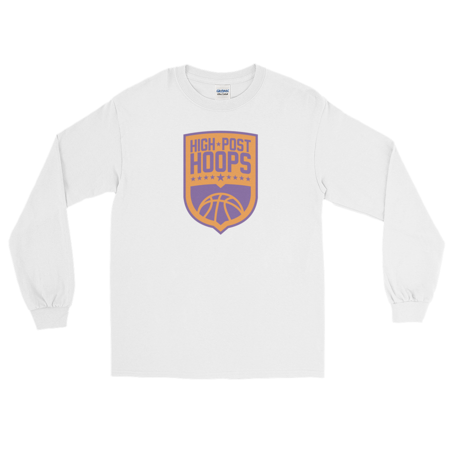 High Post Hoops Long Sleeve T-Shirt