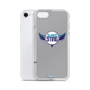 Swarm and Sting iPhone Case