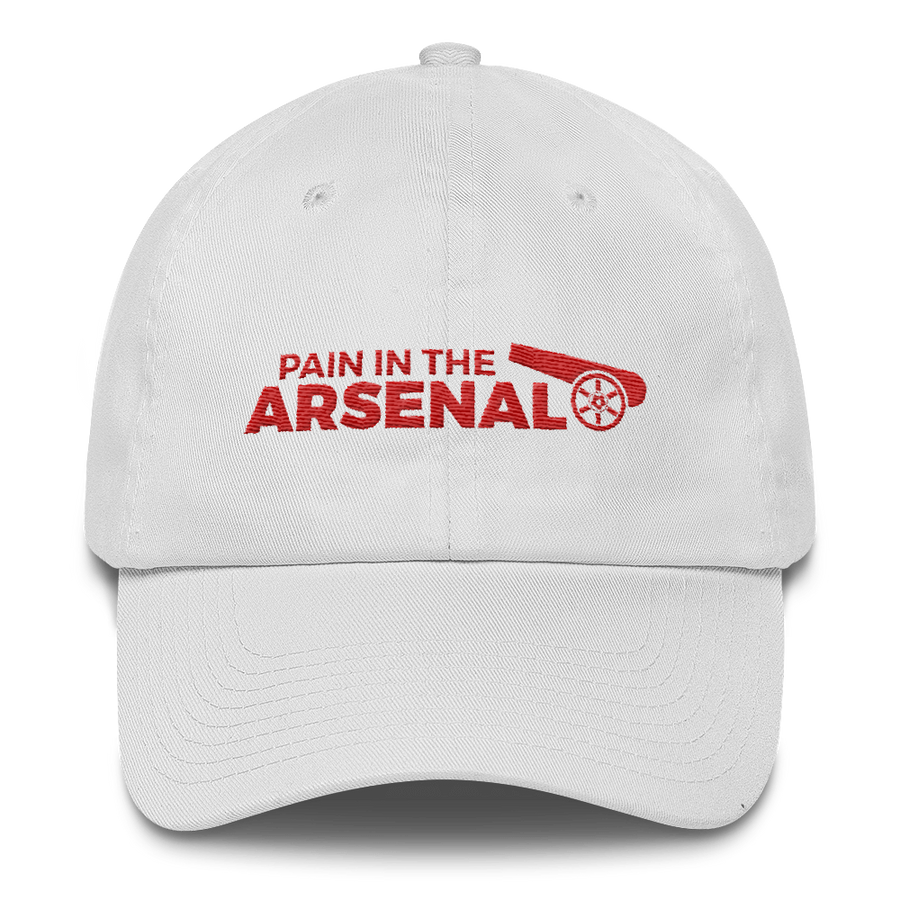 Pain in the Arsenal Cotton Cap