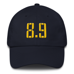 8 Points, 9 Seconds Cotton Cap