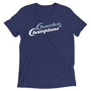 Chowder and Champions Short Sleeve T-Shirt