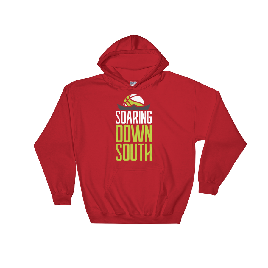 Soaring Down South Hooded Sweatshirt