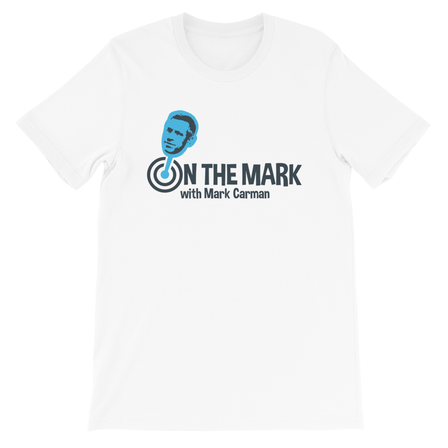 On the Mark Short-Sleeve Unisex T-Shirt