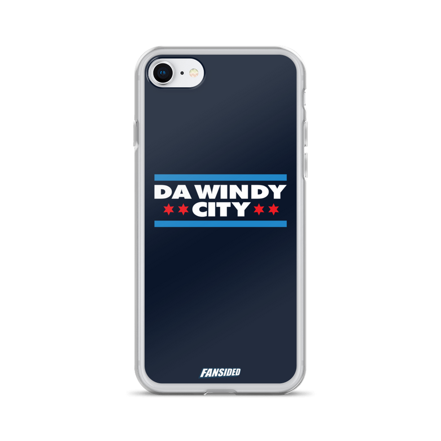 Da Windy City iPhone Case