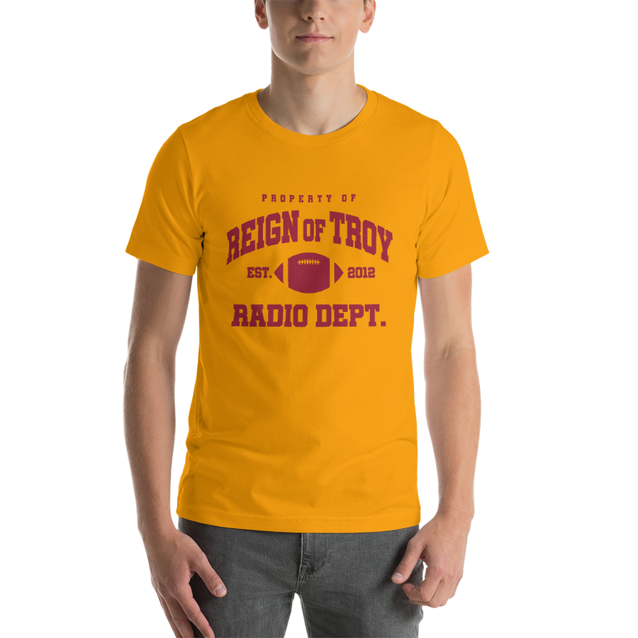 Reign of Troy Radio Unisex T-Shirt