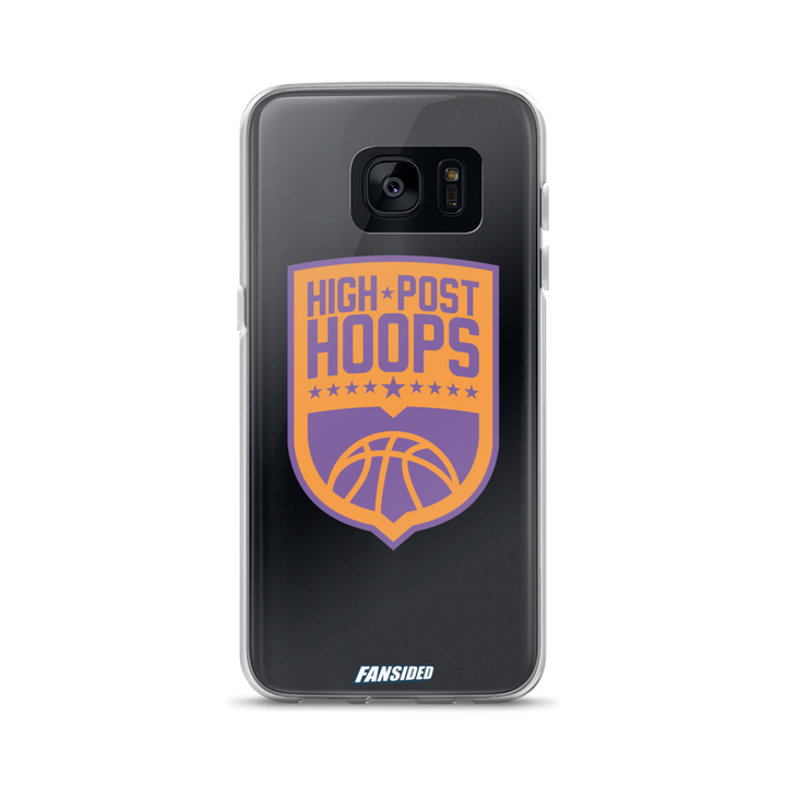 High Post Hoops Samsung Case