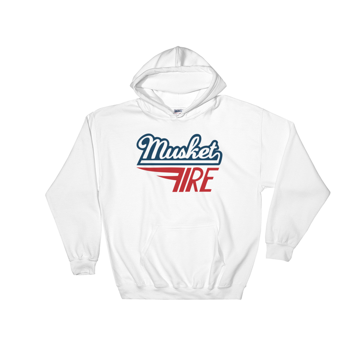 Musket Fire Hooded Sweatshirt