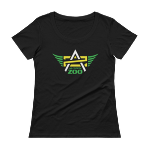 Women's Autzen Zoo Scoopneck T-Shirt