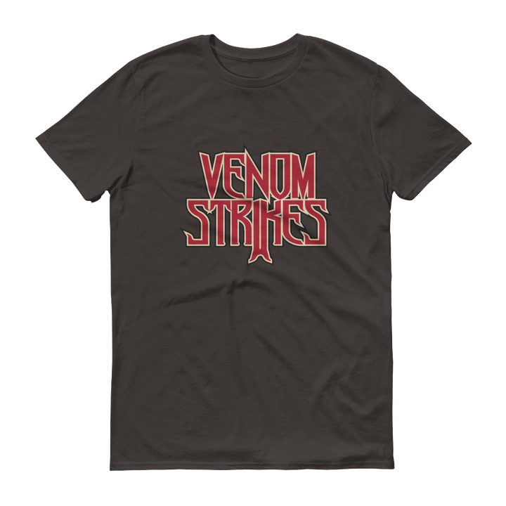 Men's Venom Strikes Short-Sleeve T-Shirt