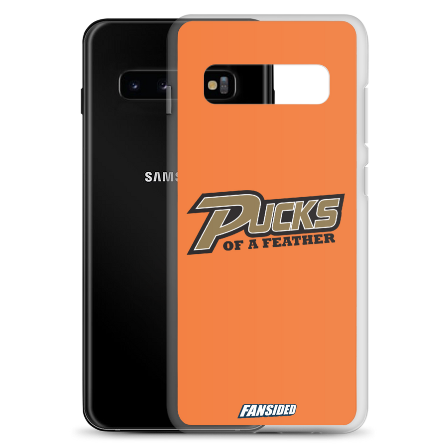 Pucks of a Feather Samsung Case