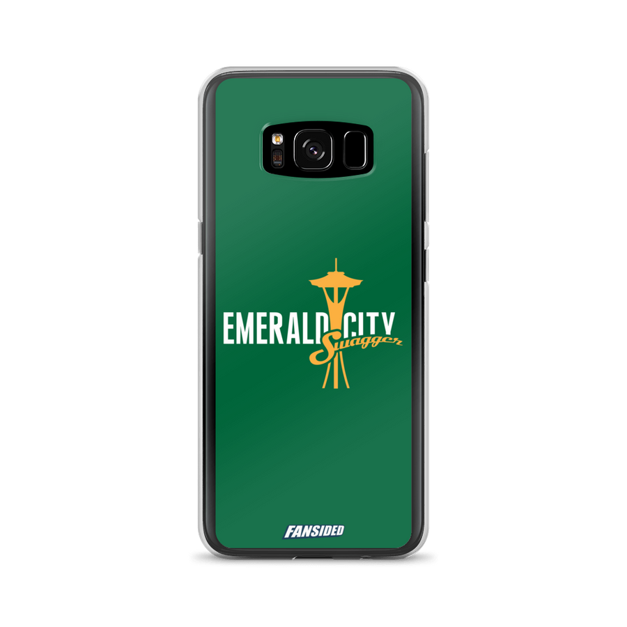 Emerald City Swagger Samsung Case