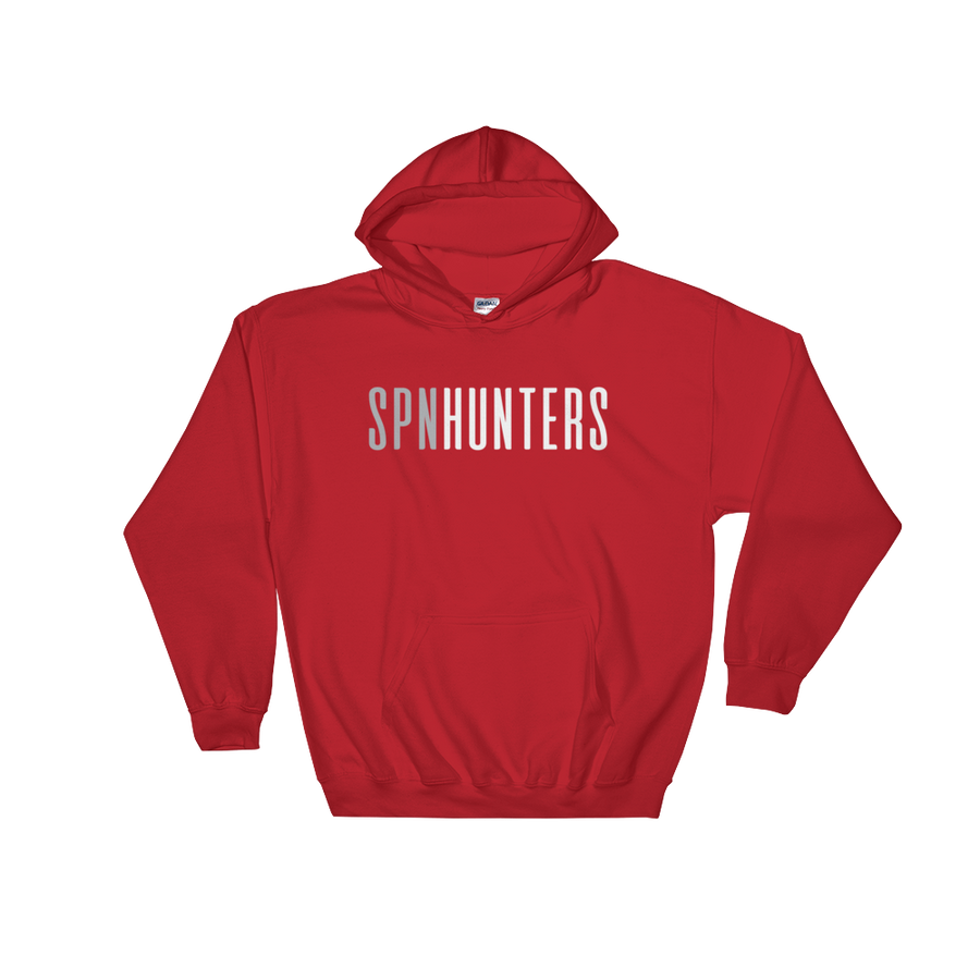 SPN Hunters Hooded Sweatshirt