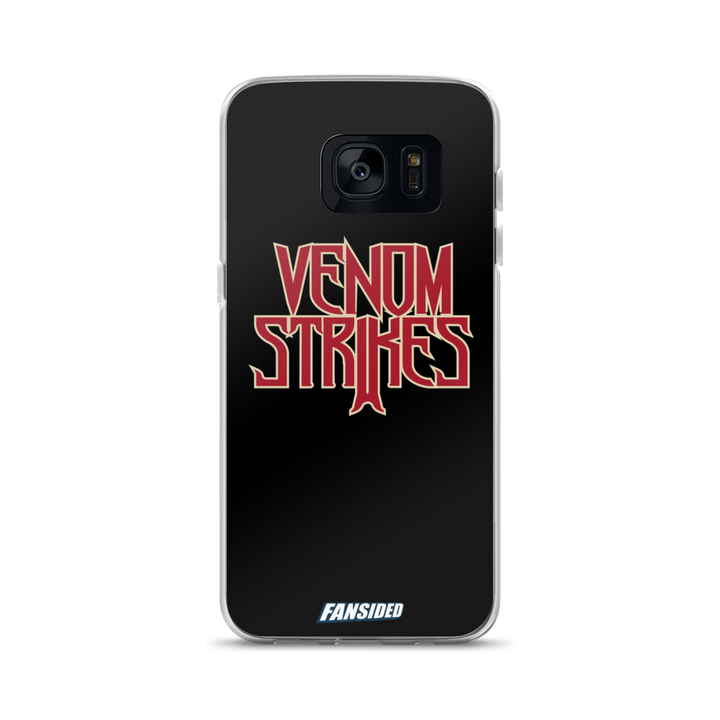 Venom Strikes Samsung Case