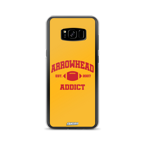 Arrowhead Addict Samsung Case