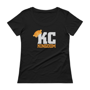 Women's KC Kingdom Scoopneck T-Shirt