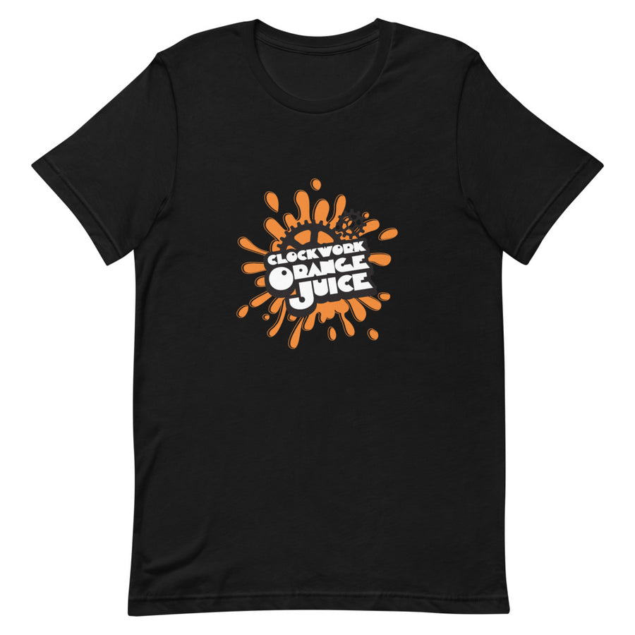Clockwork Orange Juice Short-Sleeve Unisex T-Shirt