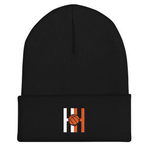 Hoops Habit Cuffed Beanie