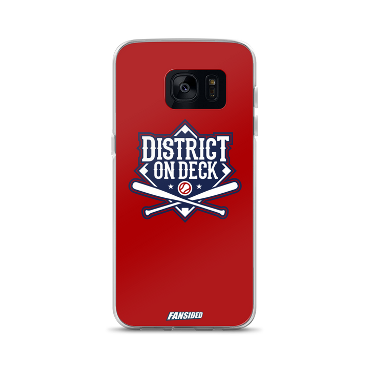 District on Deck Samsung Case