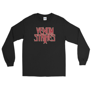 Venom Strikes Long Sleeve T-Shirt
