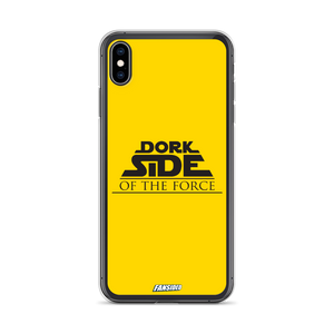 Dork Side of the Force iPhone Case