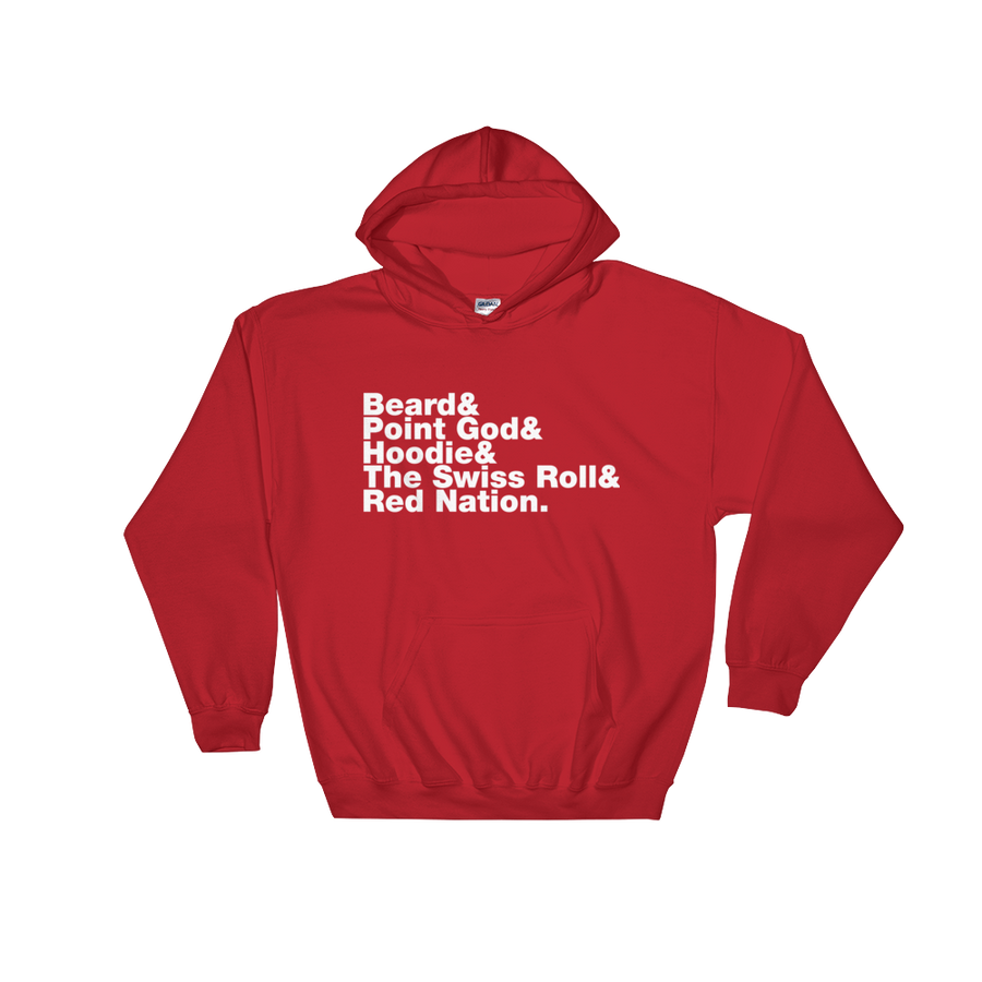 Houston Basketball Traditions Hooded Sweatshirt