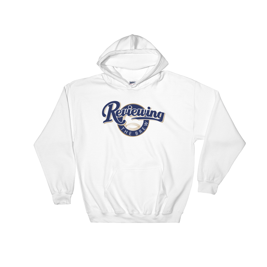 Reviewing The Brew Hooded Sweatshirt