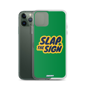 Slap The Sign iPhone Case