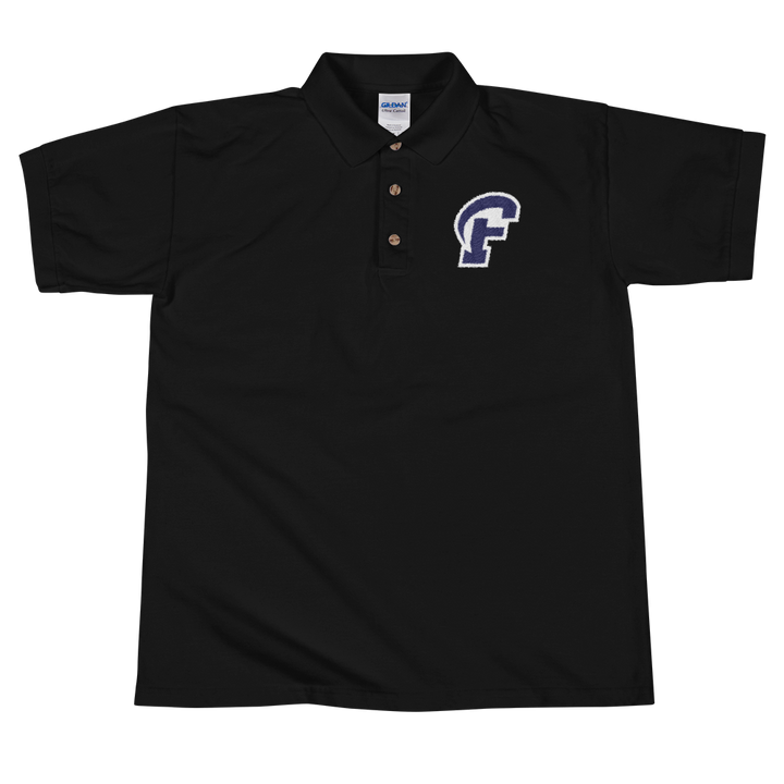 Ramblin' Fan Embroidered Polo Shirt