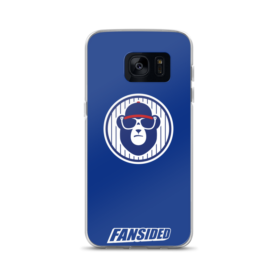 Chicago Baseball Samsung Case