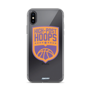 High Post Hoops iPhone Case