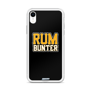 Rum Bunter iPhone Case