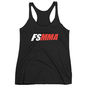 Women's FanSided MMA Racerback Tank