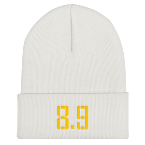 8 Points, 9 Seconds Cuffed Beanie