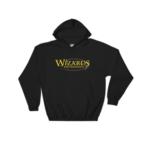 Wizards and What Not Hooded Sweatshirt