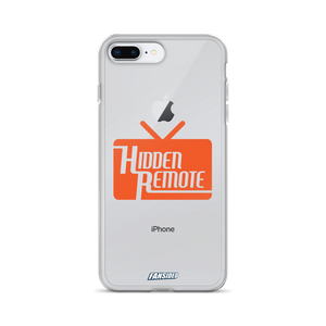 Hidden Remote iPhone Case