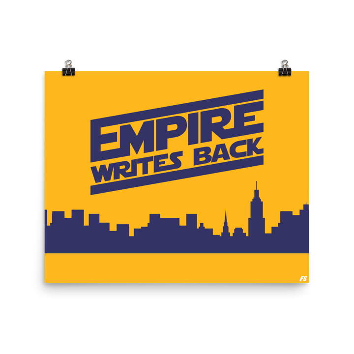 Empire Writes Back Poster