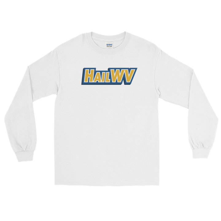 Hail WV Long Sleeve T-Shirt