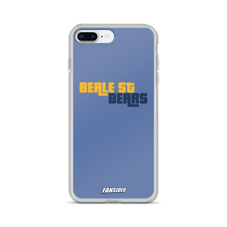 Beale Street Bears iPhone Case