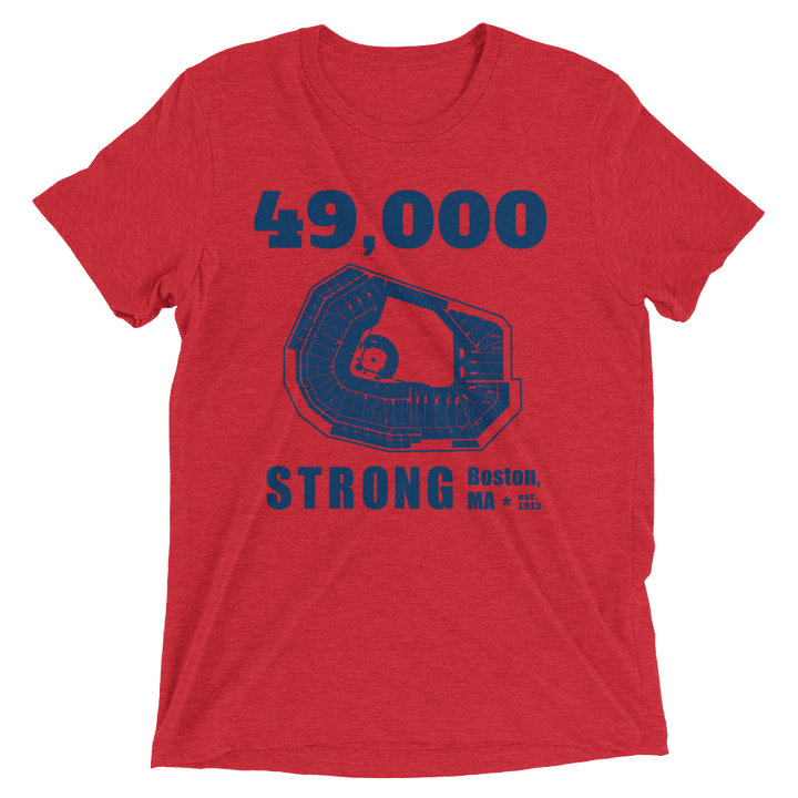 49,000 Strong Short Sleeve T-Shirt