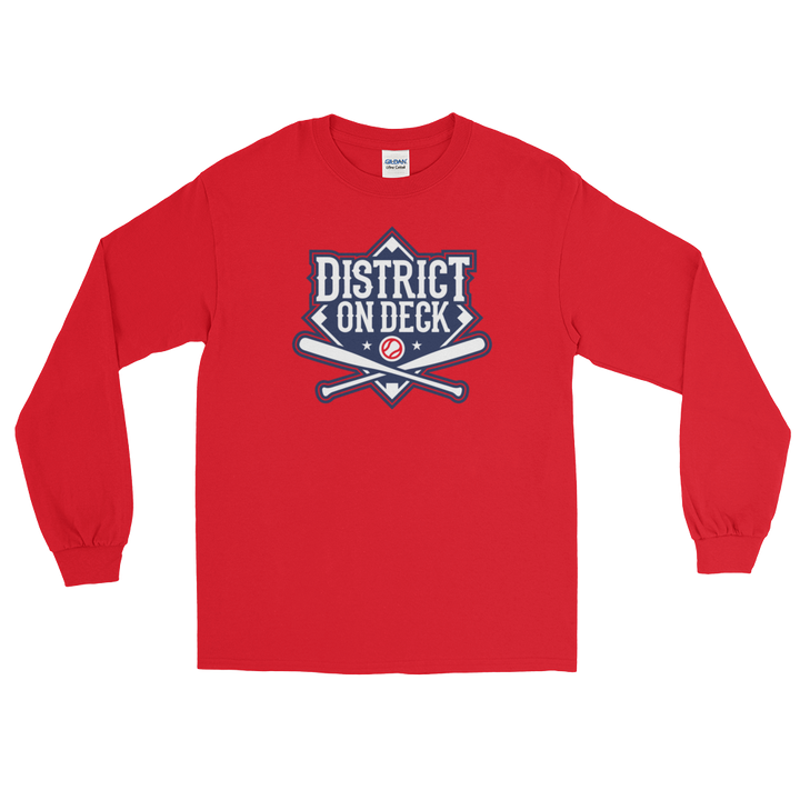 District on Deck Long Sleeve T-Shirt
