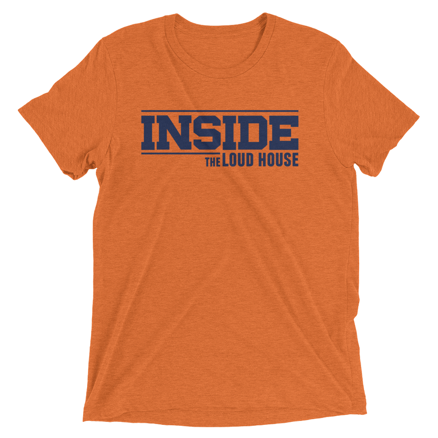 Inside the Loud House Short Sleeve T-Shirt