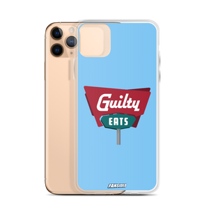Guilty Eats iPhone Case